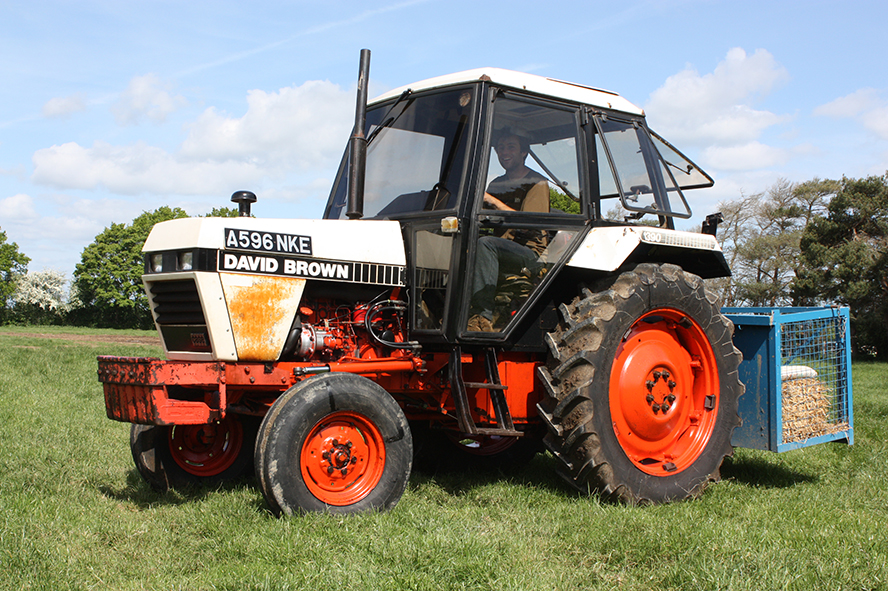 Welcome To Tractor World Shows