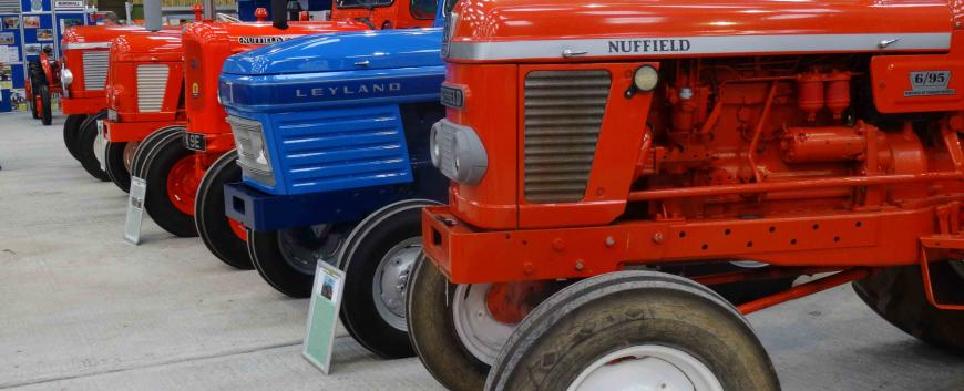 Don T Forget To Visit G Amp M Farm Models Tractor World Shows